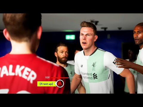 Danny Williams vs Gareth Walker FIGHT! (FIFA 18 The Journey)