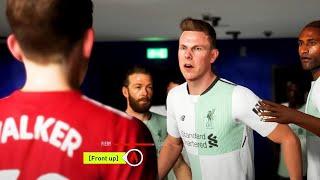Danny Williams vs Gareth Walker FIGHT! (FIFA 18 The Journey)