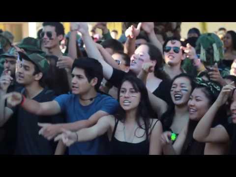 Buckethead - Gunn Homecoming 2016 Highlights