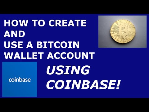 How to Create and Use Bitcoin Wallet Account