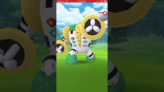 Pokémon Go - EX Raid - Regigigas