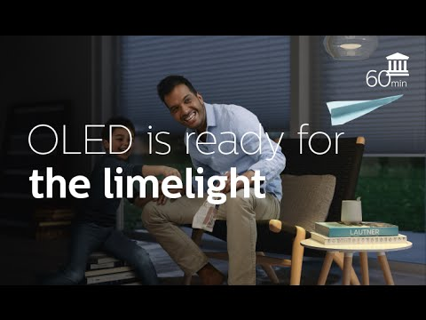 The future of lighting is here: OLED  (Dietmar Thomas)