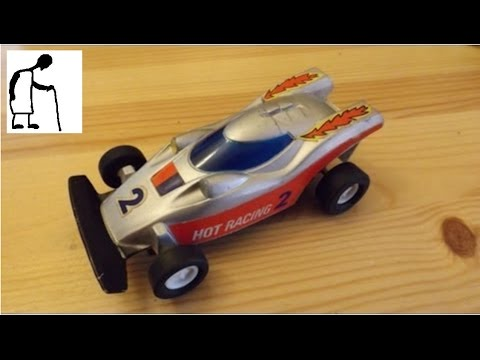 Charity Shop Gold Or Garbage #10 - Slot Racer Car