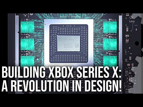 Inside Xbox Series X - How Microsoft Redefined The Console Form Factor