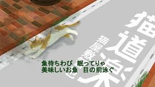 【演歌・歌謡曲】猫道楽~japanese originalsong~猫屋敷智也