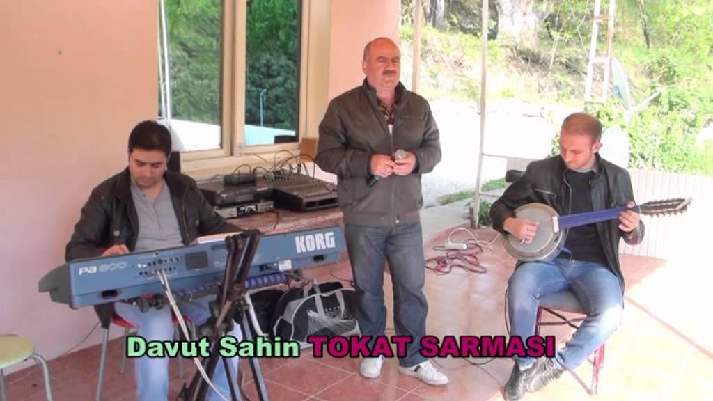 Davut Sahin Tokat Sarması Youtube