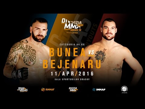 RMMAF SERIES 10 - Divizia MMA - BRASOV