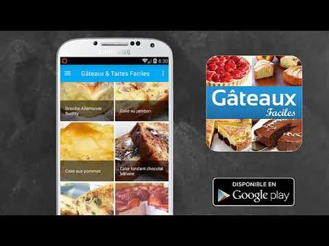 recettes-gateaux-faciles---android