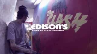WORK IN PROGRESS VOLM.I @ DISCOS EDISON´S 24-02-2014