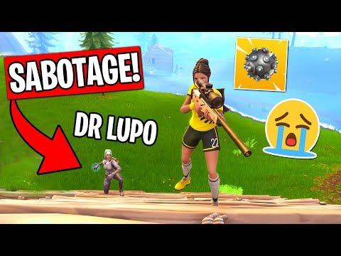 Dr Lupo Team Kills Me in $20,000 Tournament w// Arikadou