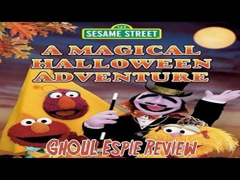 Perfect A Magical Halloween Adventure   Sesame Street Review