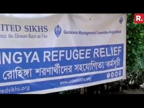 Myanmar Hindu Refugees In Bangladesh Camps