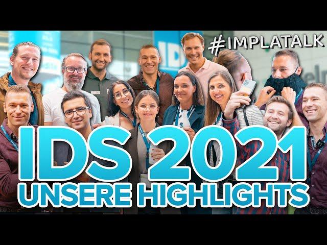 IDS 2021 🦷 Highlights, Menschen und Innovationen für Zahnärzte! Komplette Tour mit Live Interviews!