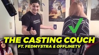 FEDMYSTER MOMENTS - THE CASTING COUCH (emotional ending) ft. OfflineTV