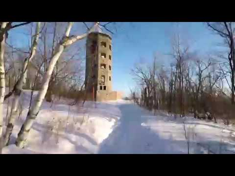 Hyperlapse around Enger Park & Enger Tower
