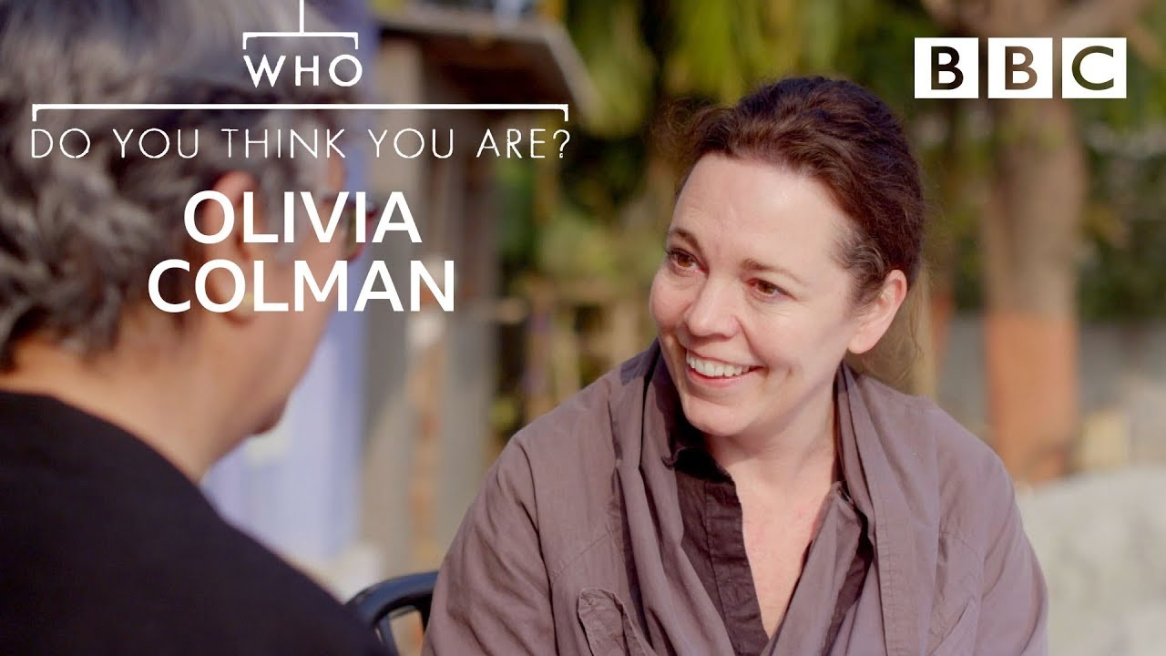 Olivia Colman discovers Indian family links in Who Do You Think You Are? - BBC