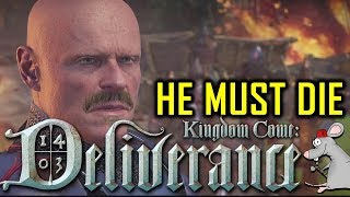 KINGDOM COME DELIVERANCE Walkthrough #2 THE BAD GUY