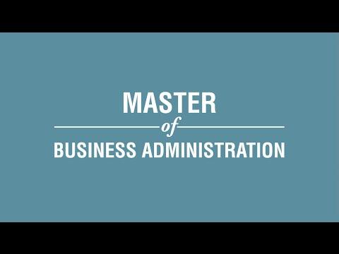 Master of Business Administration: St Edward's University