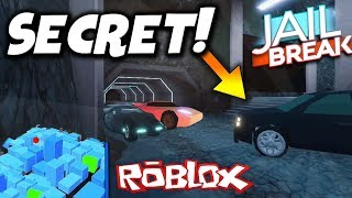 QUICHE MODE IN PRISON! WHAT'S IN HIDDEN PLACES!? - Roblox