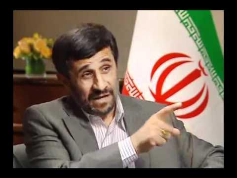 Mahmoud Ahmadinejad Questions Hillary Clinton's MENTALity
