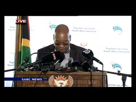 President Zuma pays tribute to Chris Hani