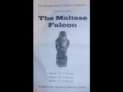 Molalla Radio Theater - The Maltese Falcon