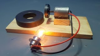 Amazing 100% Free Energy _ Free Energy Generator At Home using Magnets