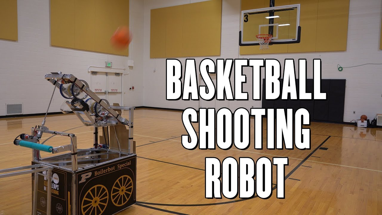 Purdue Robotics at the Final Four