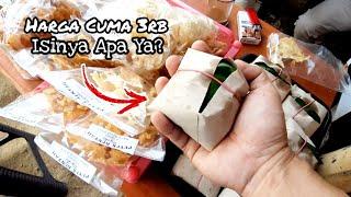 NASI BUNGKUS TERMURAH !! INDONESIAN STREET FOOD