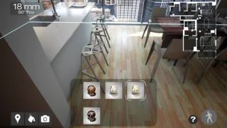 HD Virtual Reality VR Real Estate Showroom Demo Samsung HTC Compatible
