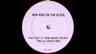 01   New Kids On The Block   Right Stuff Mixbuster Mix