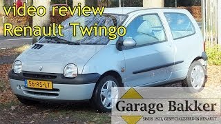 Video review Renault Twingo 1.2 16v 75 Expression, 2005, 56-RS-LT