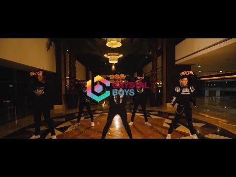 CRYSTAL BOYS   - 'U LA LA LA' (Aku Jatuh Cinta) Official MV