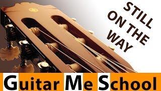 STILL ON THE WAY etude on guitar by Alexander Chuyko / ВСЁ ЕЩЕ В ПУТИ этюд для гитары GMS