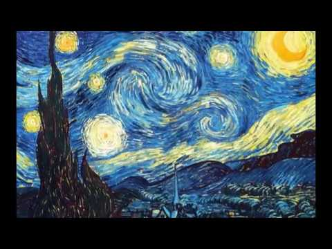 Ван Гог Звездная Ночь — шедевр мирового искусства!!!!PICTURE GALLERY