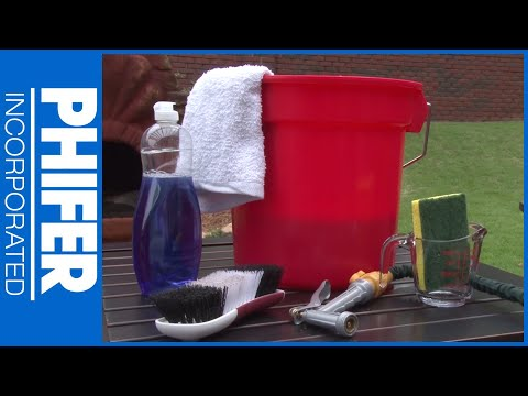 Step by Step Instructions to Clean Outdoor & Patio Furniture Cushions | Phifer Inc.