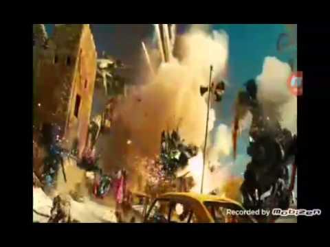 Transformers revenge of the fallenArcee Death  YouTube