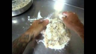 Torta de chicharrones