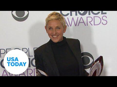 'Ellen DeGeneres Show' ending after one more season | USA TODAY
