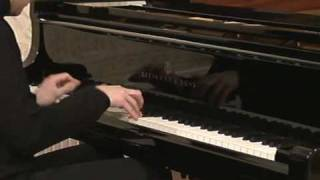 J. S. Bach/Busoni: Chaconne in D minor (BWV 1004) - 1/2