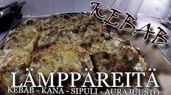 KEBAB LÄMPPÄRIT