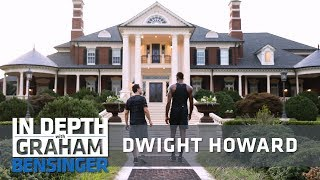 Dwight Howard: Tour of my 35,000 sq. ft. mansion