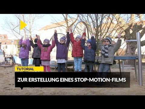 Tutorial zur Erstellung eines Stop-Motion-Films