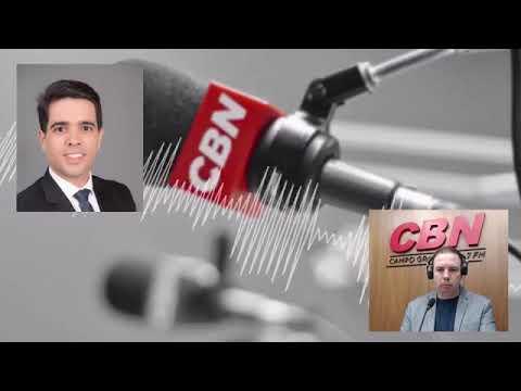 Entrevista CBN Campo Grande (09/07/2020): com o advogado empresarial, Gabriel Haddad
