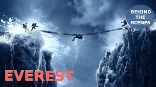 """The Making Of """"EVEREST"""" Behind The Scenes"""