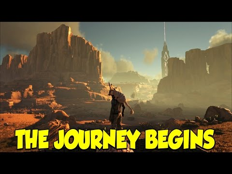 Ark Scorched Earth The Journey Begins Gameplay Ep.1