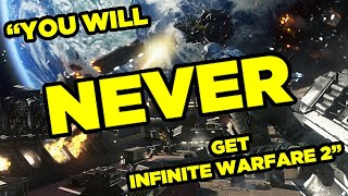 "Infinite Warfare Confirmed To ""NEVER"" Get A Sequel"
