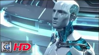 "CGI Animated Spot HD: ""ESET SMART SECURITY 5"" by Puppetworks Animation Studio"