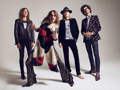 Dan Hawkins from The Darkness talks 'EASTER IS CANCELLED', Aus tour and his metal roots!