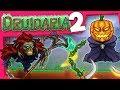 Terraria Season 2 #77 - We Battle Through The Pumpkin Moon
